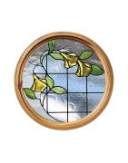 Vintage and antique stained glass