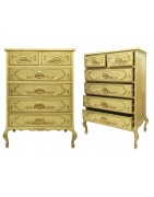 Vintage and antique commodes